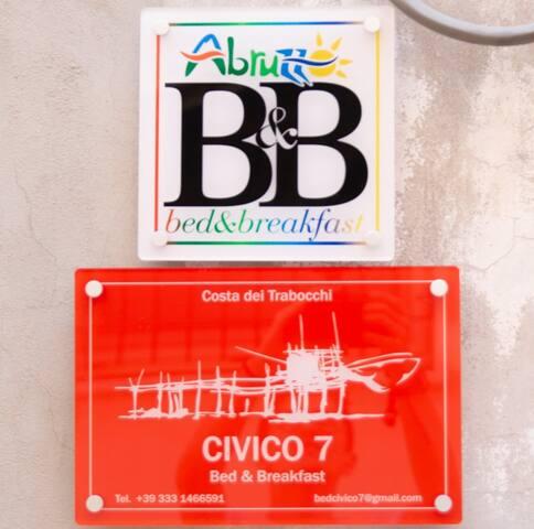 B&B  Civico 7