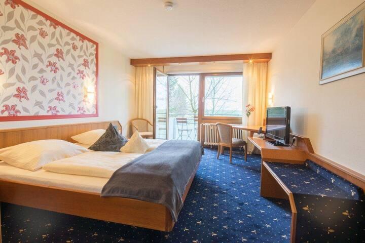 (H) Hotelzimmer Nahe Messe Stuttgart 1-2 Personen