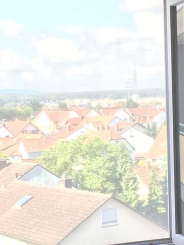 Ganze Wohung in Frankfurt nähe/ an Apartment