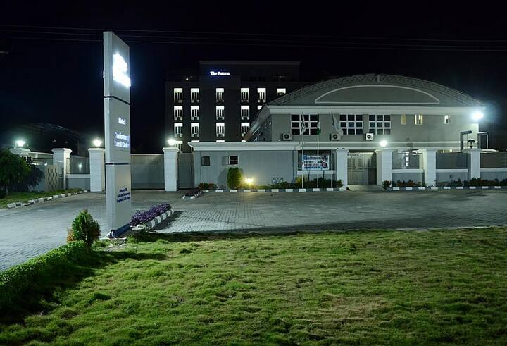 The Patron Hotel...4 star Hotel-most preferred luxurious hotel in West Africa