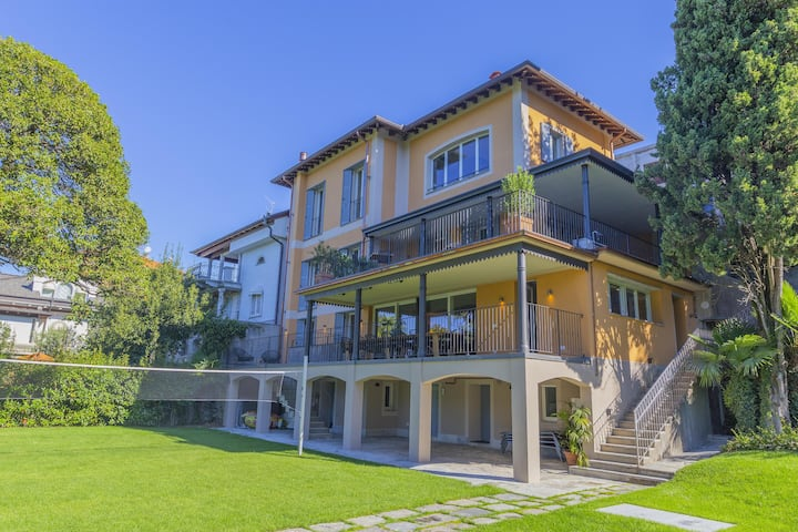 Casa Pallanza Lakeside Elegance on Lake Maggiore