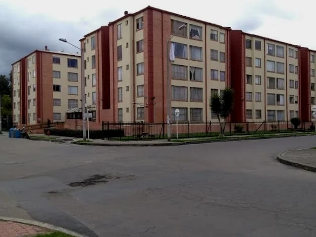 Apartamento en Conjunto Residencial Norte de Bogotá