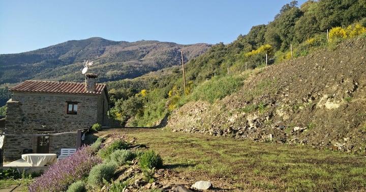 Can Rovira de Fogars, Parque Natural del Montseny