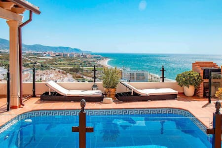 Spectacular views of the sea, Punta Lara, Nerja, Nº7