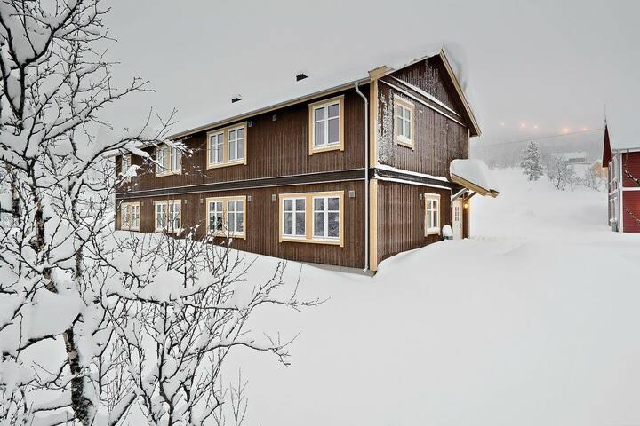 Fossbakk Fjellstue Bjørnehiet  Målselv Fjellandsby