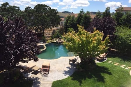 Vacation Sanctuary With Magnificent Views - Fairfield - Haus
