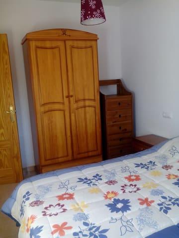 Atico Luminoso en Vera Pueblo - Vera - Apartament