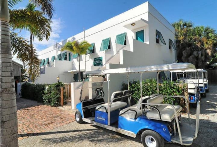 2 Bedroom Flat:Downtown Boca Grand:#1 Special Rate