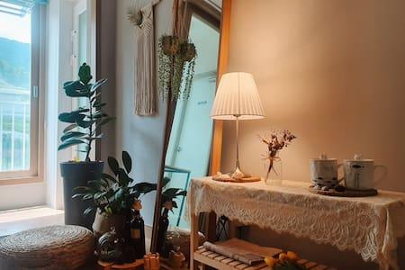 #거제도 ❤Geojedo 포근함이 넘치는 방으로 오세요 :-) 쉐어하우스(개인실) 입니다.