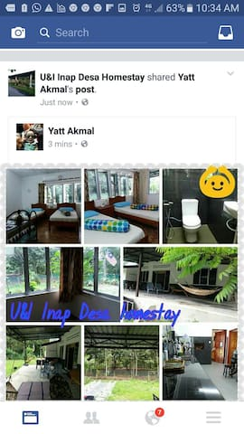 Suburban style kampung life - Bukit Mertajam - Bed & Breakfast