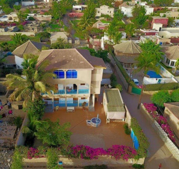 Bel appartement à Saly N. Niakhal à 3 mn de la mer