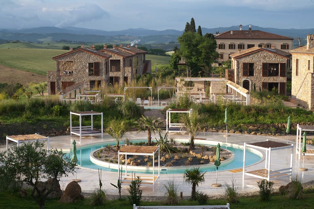 TUSCANY FOREVER RESIDENCE VILLA LIBERTA  No.1 FIRST FLOOR APARTMENT