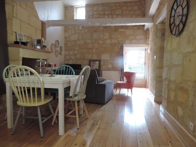 Appartement au COEUR de ST EMILION - Saint-Émilion - Talo