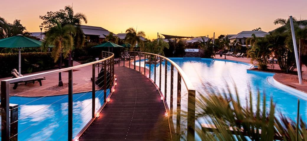 Luxury Executive Apartment at Broome Cable Beach.. - Cable Beach