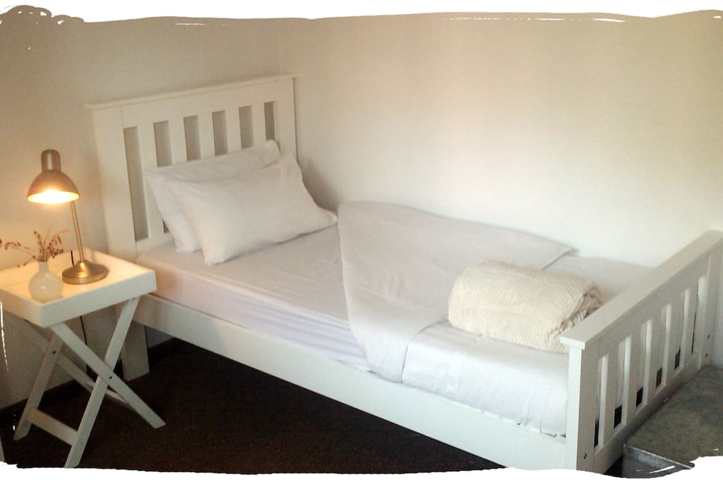 Fully furnished for long term stays