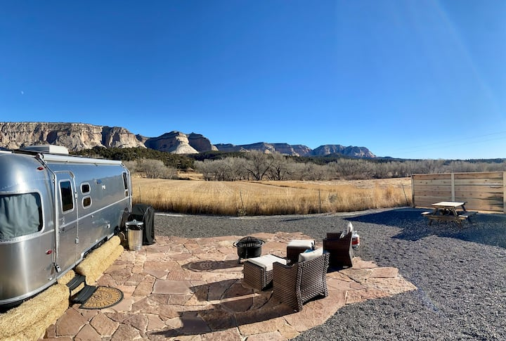 The Airstream at East Zion #2
