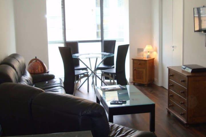 Quiet, Luxury Apartment in Dublin City Centre - Dublin - Appartement