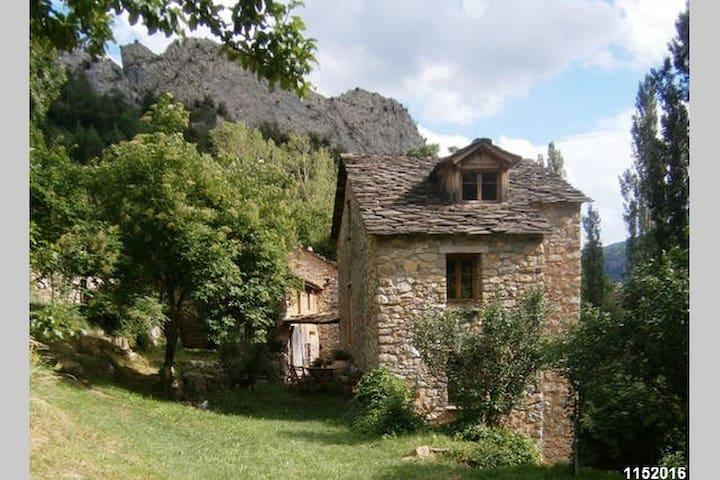 Molino Puente Medieval de Boixols - Abella de la Conca