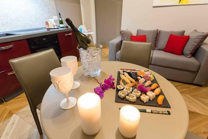 Hermoso Housing Suites & Apartments