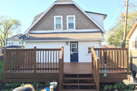 4BD/2BTH NEAR EVERYTHING DOWNTOWN-EASY IN/EASY OUT - Indianapolis