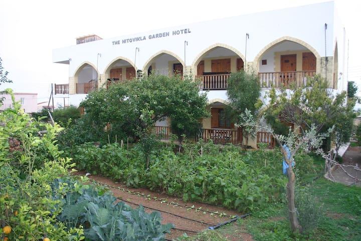 Nitovlika Garden - Ecotourism - Kumyalı - Bed & Breakfast