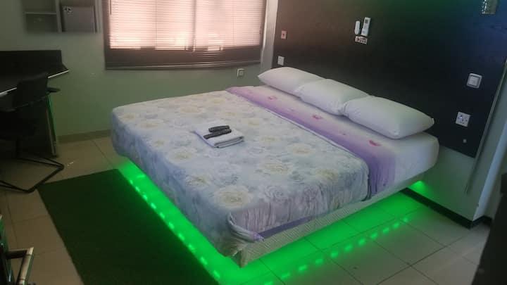 GreenHouse Lemon Room. Gbagada GRA, Lagos