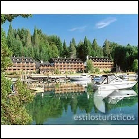 Resort Bahía Manzano 5 estrellas-Oferta Imperdible - Villa La Angostura - Apartment