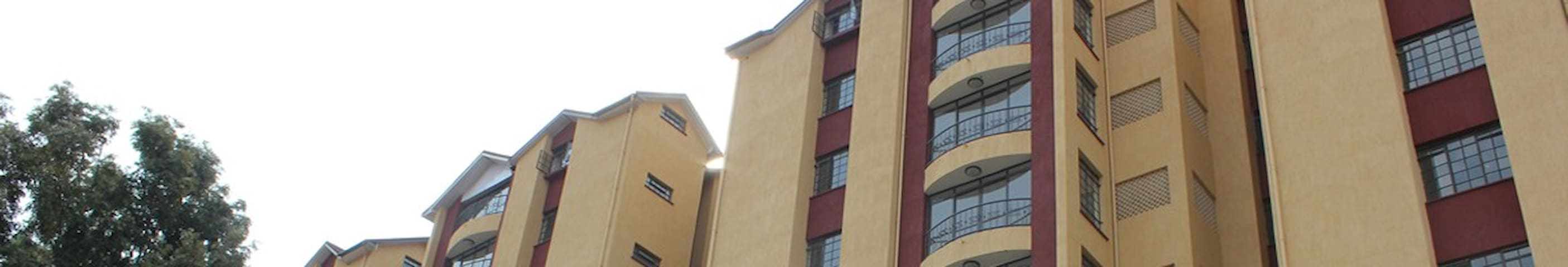 Modern fully furnished apartment - Limuru road - Apartamento