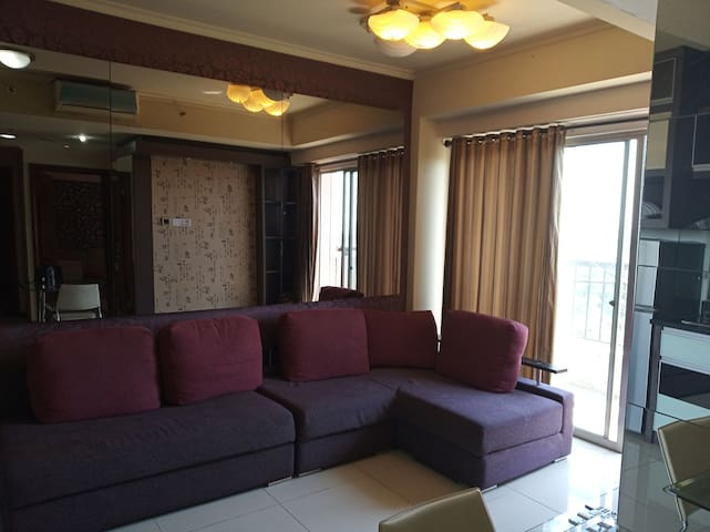 Waterplace Residences 2BR Full Furnish Tower A