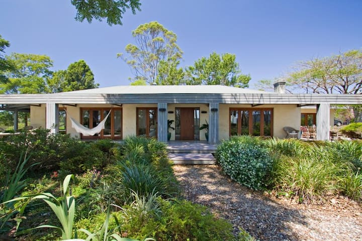 Riverbend Byron Hinterland Retreat - Rosebank - House
