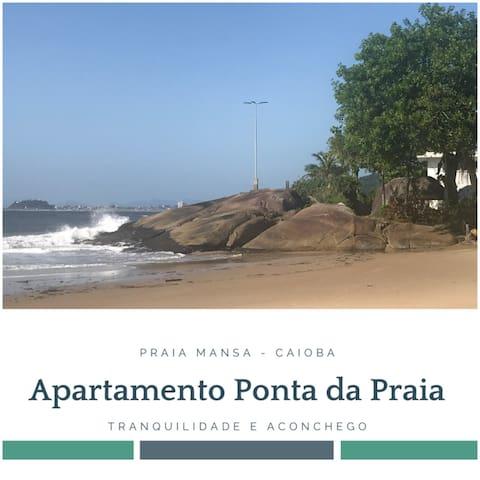 Ponta da Praia Mansa - front of beach  08 ppl