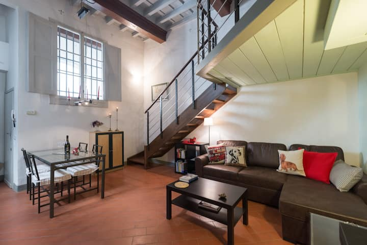 Mona Lisa Loft, an exciting stay