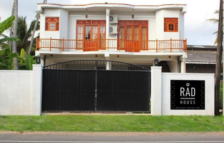 RAD HOUSE WELIGAMA