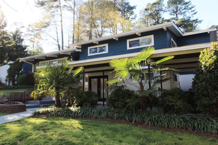 NE Atl  Home with Outdoor Terrace, Pool, & More!