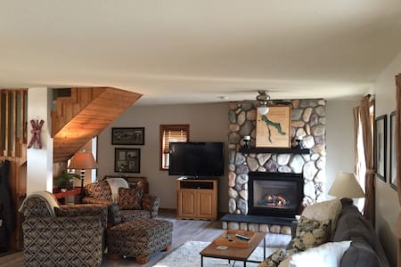 CozyHome -Perfect for Ski Getaway! - East Jordan