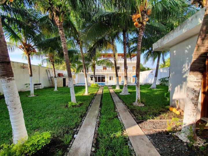 """Casa Vacacional, """"Villa Dafne"""" en la Playa"""