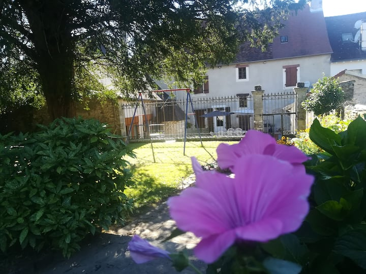 Gîte en Périgord-Limousin