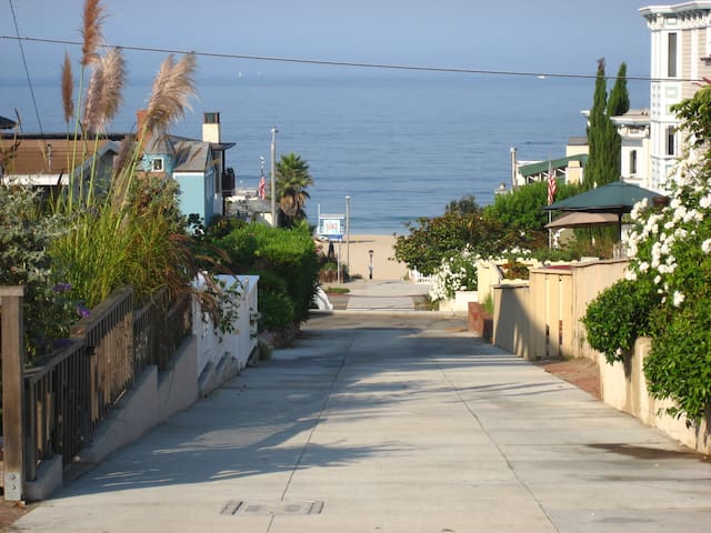 Beach Lifestyle - Steps to beach! - Manhattan Beach - Byt