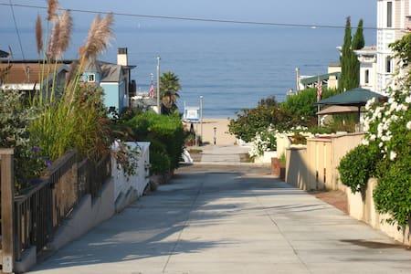 Beach Lifestyle - Steps to beach! - Manhattan Beach - Apartment