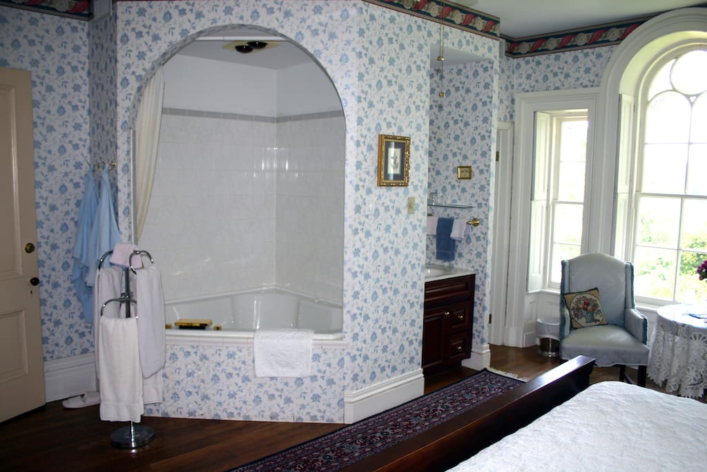 Jacuzzi in Southern Charm Room