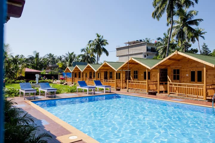 T P Beach Resort Arambol Beach