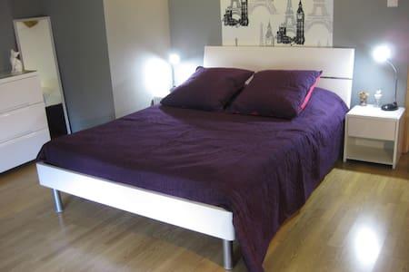 Chambre dans maison avec jardin - Raincourt - Rumah