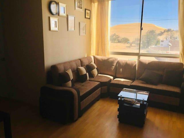 Habitación  en Apartamento