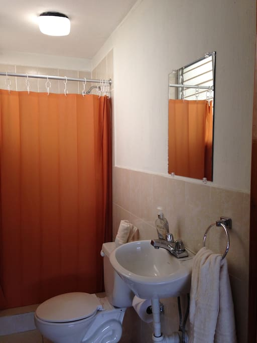 Private Bathroom - Room #1