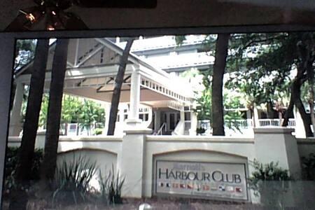 Marriott Harbour Club Resort  Sea Pines Plantation - ヒルトンヘッドアイランド