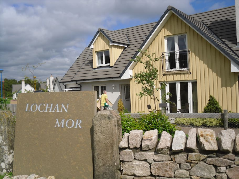 Lochan Mor Lodge