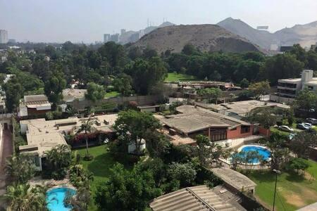 Acogedor depa en Olguin c El Derby - Lima