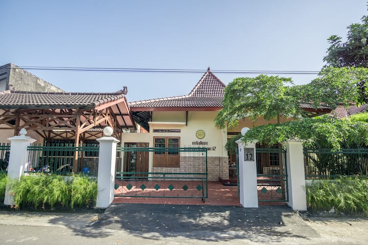 Royal Family Heritage House in Central of Yogya