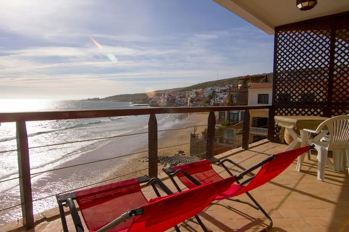 Panorama Bel appart bord de mer - Taghazout - Apartment
