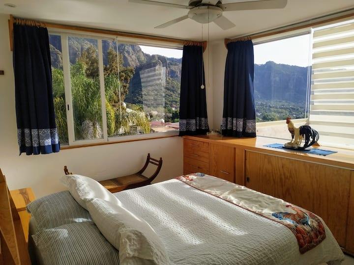Suite G en Casa Cumbre Tepoztlan
